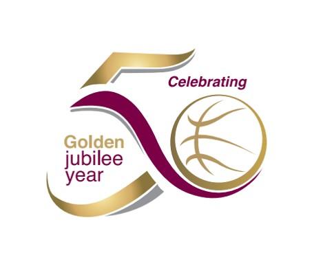 Golden Jubilee Maclay School Auction 2018  Logo design