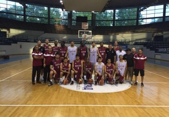 Qatar prepare for FIBA Asia Challenge with training camp in Serbia